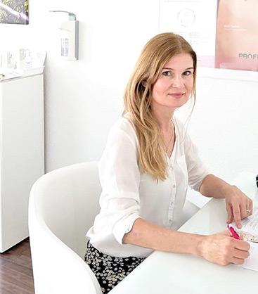 Ellen Sudholt - Über mich